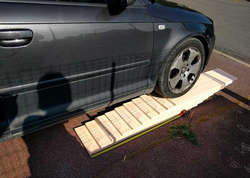 rampe de voiture pas cher