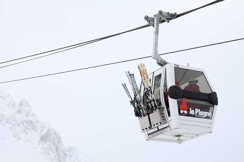 achat porte skis