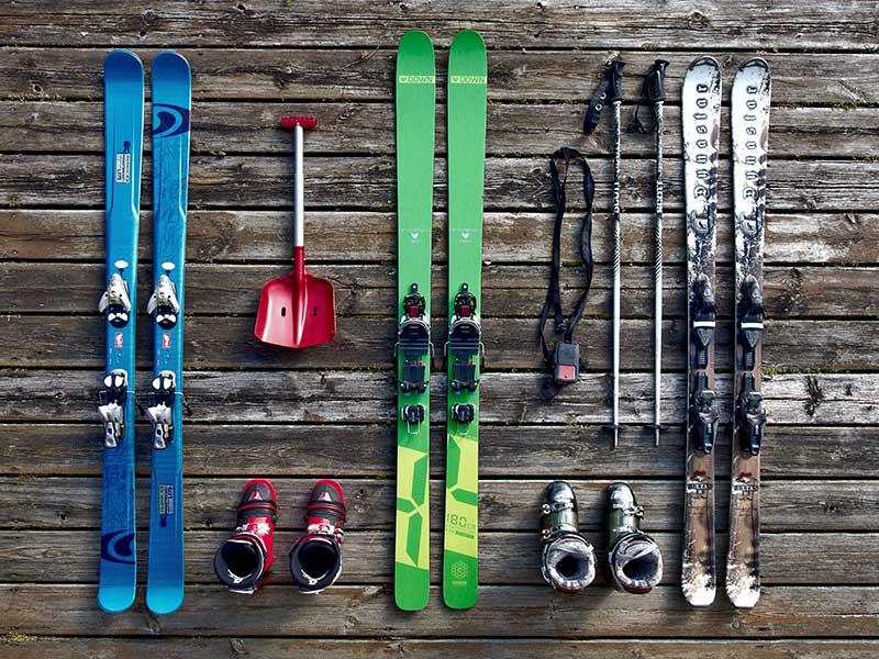 porte skis pas cher