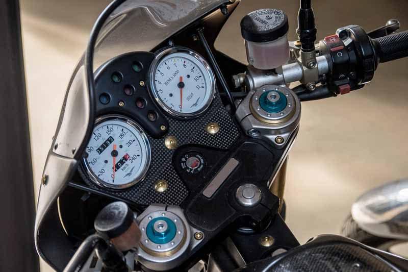 test antivol moto