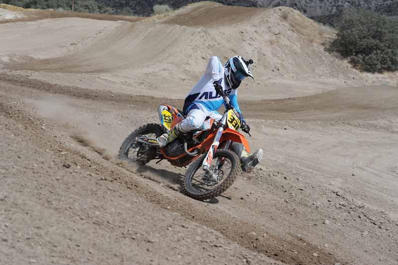 test casque moto-cross