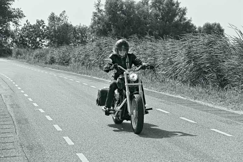 test casque moto femme