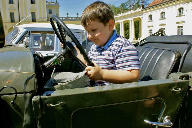 test siege auto pivotant