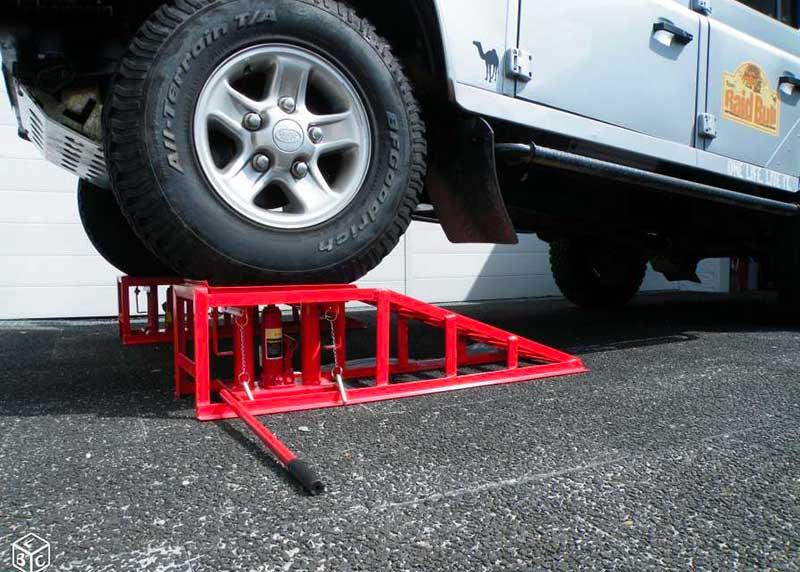 comment choisir rampe de voiture