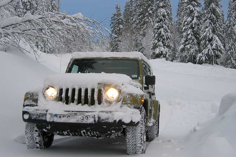 installation chaine a neige