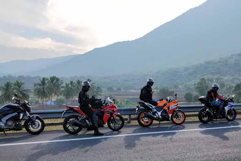 test botte moto