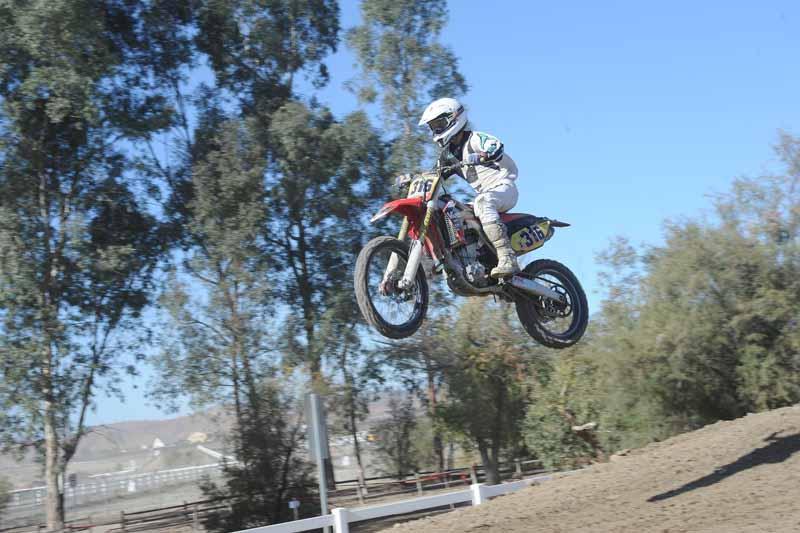 test gants moto