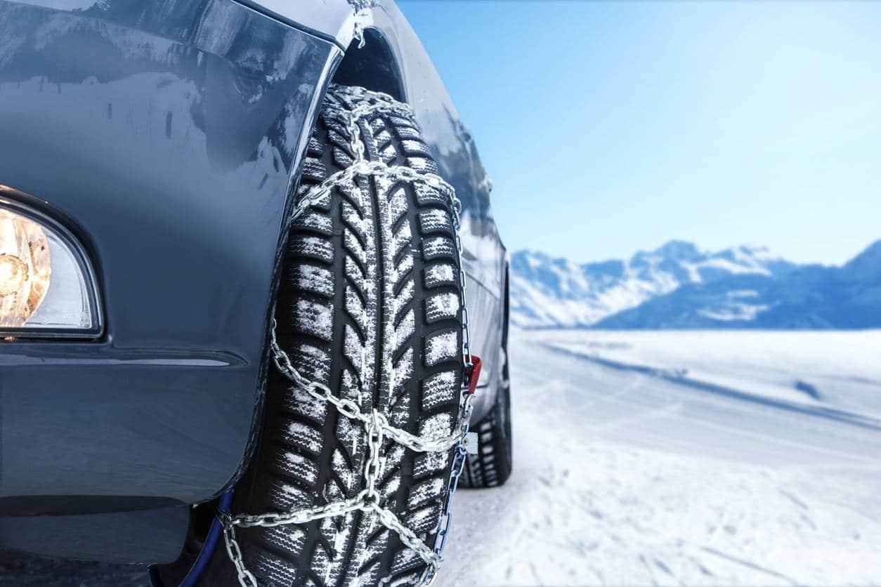 acheter pneu hiver