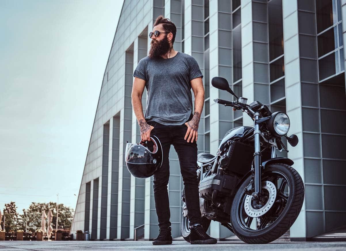 t shirt moto personnalisé