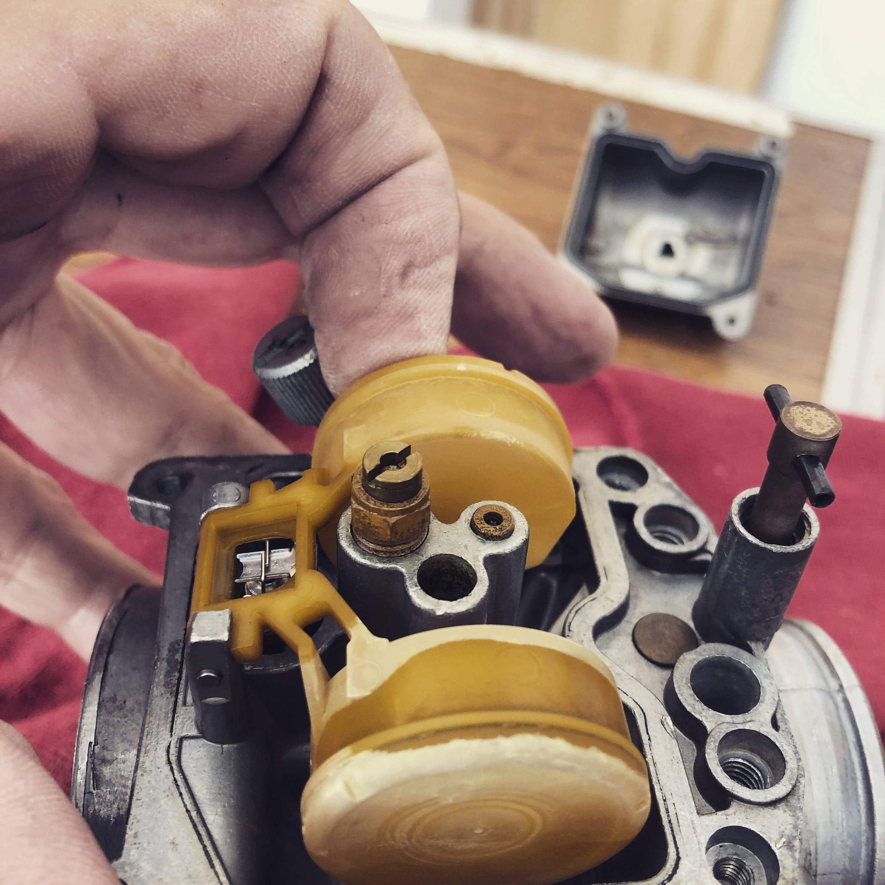 choisir carburateur moto